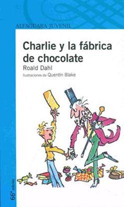 Imagen de CHARLIE Y LA FABRICA DE CHOC. LOQU(S-AZ)