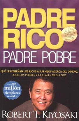 Imagen de PADRE RICO, PADRE POBRE (RUSTICA)