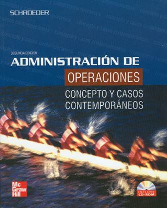 Imagen de ADMINISTRACION DE OPERACIONES 5TA. ED.