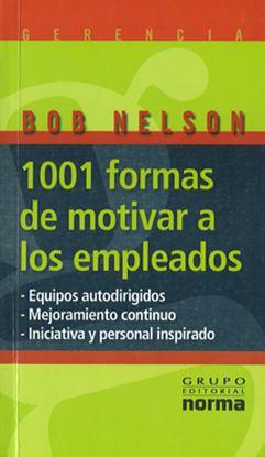 Imagen de 1001 FORMA DE MOTIVAR A LOS EMPLEADOS