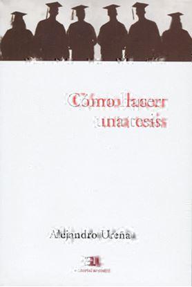 Imagen de COMO HACER UNA TESIS