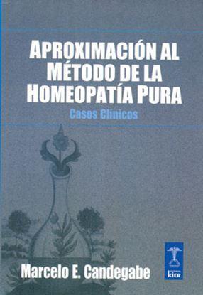 Imagen de APROX AL METODO DE LA HOMEOPATIA (OF)