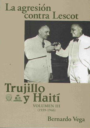 Imagen de TRUJILLO Y HAITI VOLUMEN III (1939-1946)