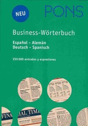 Imagen de BUSINESS  - WÖTERBUCH ESPAÑOL - ALEMAN