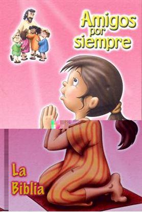 Imagen de AMIGOS POR SIEMPRE PARA NIÑA (ROSADA)
