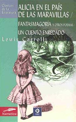 Imagen de ALICIA EN EL PAIS DE LAS MARAVILLAS/FANT