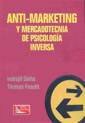 Imagen de ANTIMARKETING Y MERCADOTECNIA DE PSICOLO