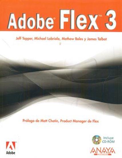 Imagen de ADOBE FLEX  3 (OF)