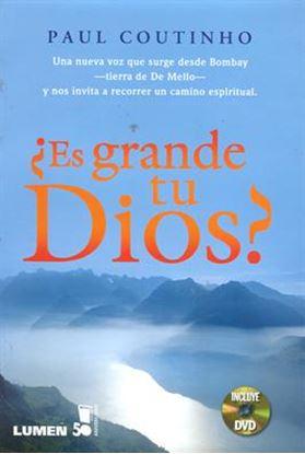 Imagen de ¿ES GRANDE TU DIOS? (OF)