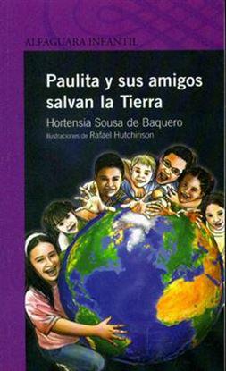 Imagen de PAULITA Y SUS AMIGOS SALVAN LA T.(S-M)+8