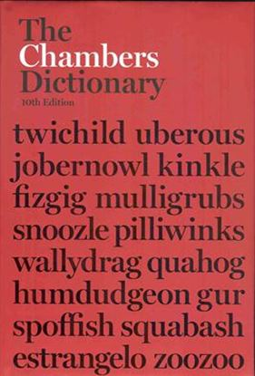 Imagen de CHAMBERS ENGLISH DICTIONARY