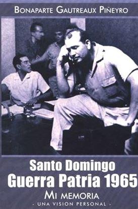 Imagen de SANTO DOMINGO GUERRA PATRIA 1965