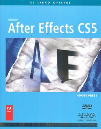Imagen de AFTER EFFECTS CS5 (OF)