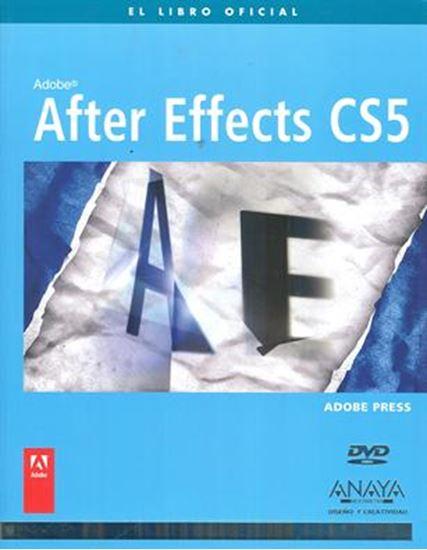 Imagen de AFTER EFFECTS CS5 (OF)