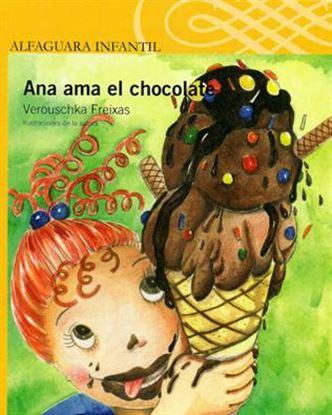 Imagen de ANA AMA EL CHOCOLATE -LOQUELEO (S- A) +6