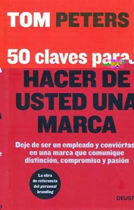 Imagen de 50 CLAVES PARA HACER DE USTED UNA MARCA