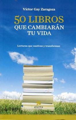 Imagen de 50 LIBROS QUE CAMBIARAN TU VIDA