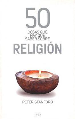 Imagen de 50 COSAS QUE HAY QUE SABER SOBRE RELIGIO