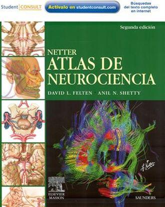 Imagen de ATLAS DE NEUROCIENCIA MAS STUDENT CONSUL