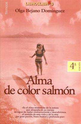Imagen de ALMA DE COLOR SALMON (OF1)