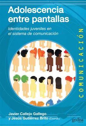 Imagen de ADOLESCENCIA ENTRE PANTALLAS