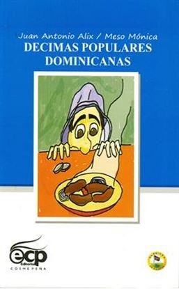 Imagen de DECIMAS POPULARES DOMINICANAS (CP)