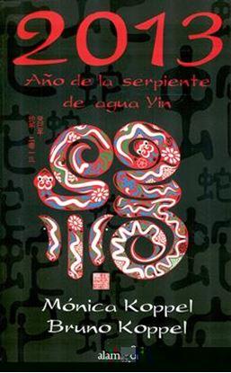 Imagen de 2013 AÑO DE LA SERPIENTE DE AGUA YIN(OF)