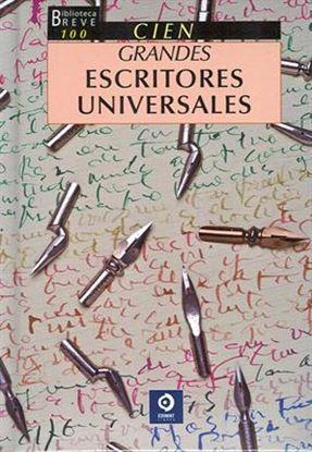 Imagen de 100 GRANDES ESCRITORES UNIVER (B. BREVE)