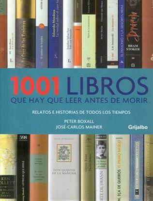 Imagen de 1001 LIBROS QUE HAY QUE LEER...