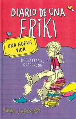 Imagen de DIARIO DE UNA FRIKI 1. UNA NUEVA VIDA (D