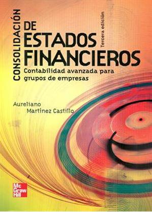 Imagen de CONSOLIDACION DE ESTADOS FINANCIEROS