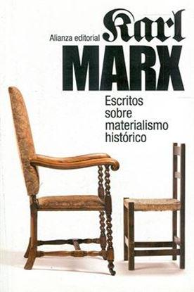 Imagen de ESCRITOS SOBRE MATERIALISMO HISTORICO