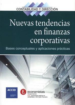 Imagen de NUEVAS TENDENCIAS FINANZAS CORPORATIVAS