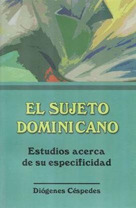 Imagen de EL SUJETO DOMINICANO