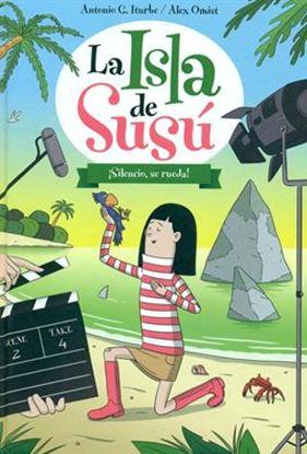 Imagen de LA ISLA DE SUSU 2: ¡SILENCIO, SE RUEDA!