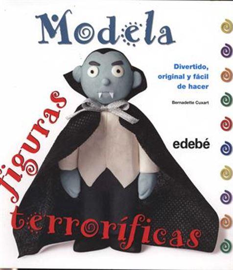Imagen de MODELA FIGURAS TERRORIFICAS CON PLASTILI