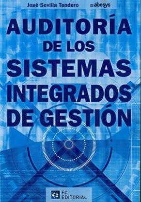 Imagen de AUDITORIA DE LOS SISTEMAS INTEGRADOS DE