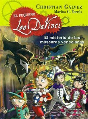 Imagen de EL MISTERIO DE LAS MASCARAS VENECIANAS