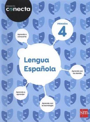 Imagen de LENGUA ESPAÑOLA 4 CONECTA