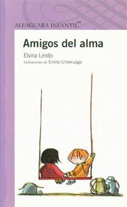 Imagen de AMIGOS DEL ALMA - LOQUELEO (S-M)+8