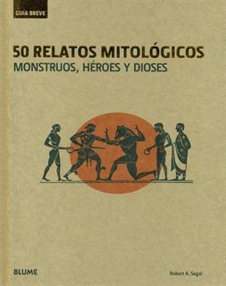 Imagen de 50 RELATOS MITOLOGICOS