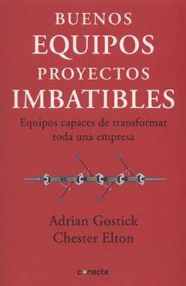 Imagen de BUENOS EQUIPOS, PROYECTOS IMBATIBLES