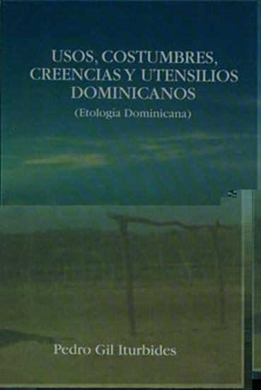 Imagen de USOS, COSTUMBRES, CREENCIAS Y UTENSILIOS