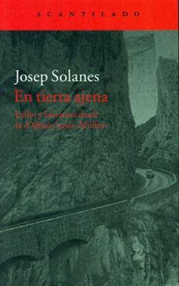 Imagen de EN TIERRA AJENA. EXILIO Y LITERATURA