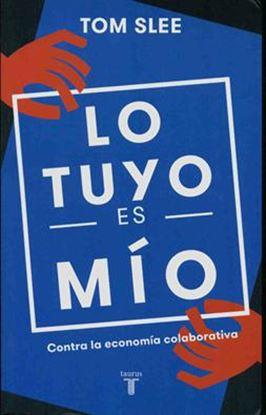 Imagen de LO TUYO ES MIO