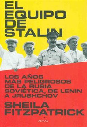 Imagen de EL EQUIPO DE STALIN