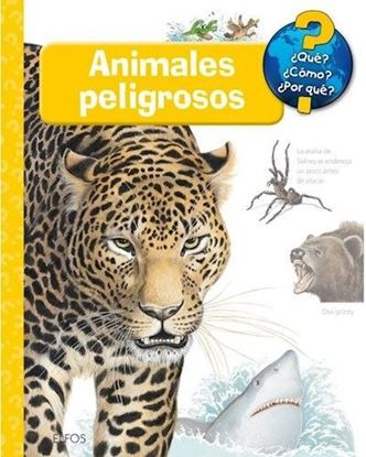 Imagen de ANIMALES PELIGROSOS