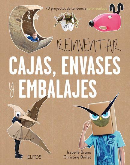 Imagen de CAJAS, ENVASES Y EMBALAJES