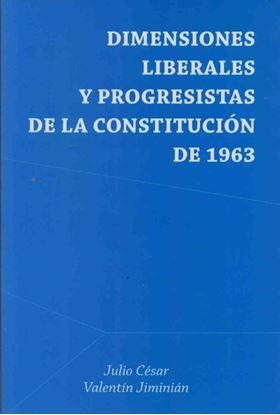 Imagen de DIMENSIONES LIBERALES Y PROGRESISTAS DE
