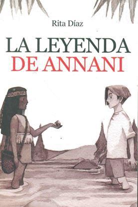 Imagen de LA LEYENDA DE ANNANI